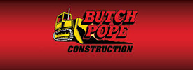 Butch Pope Construction