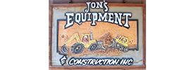 Jon's Equipment & Construction