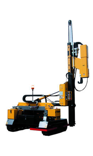 SMART 800 crawler mounted Pile driver